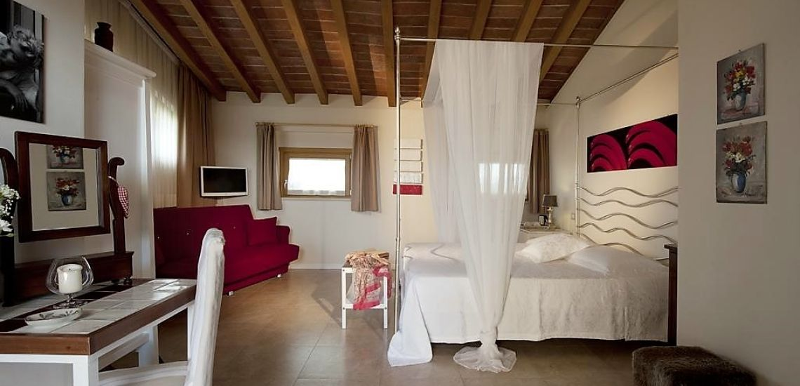 Massoni B&B tweepersoonskamer