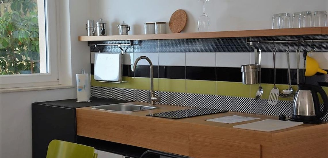 La Scibina kitchenette