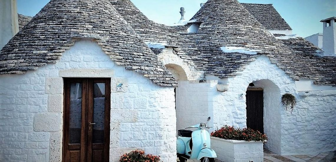 Trulli Holiday Resort dit is nou een trulli