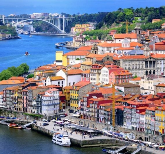Deze Portugal rondreis start in Porto