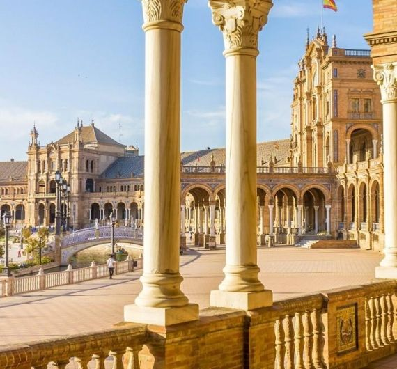Sevilla is een must op je Andalusië fly drive