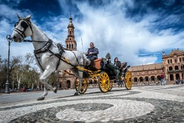 Sevilla is een must do op de meeste Andalusië rondreizen