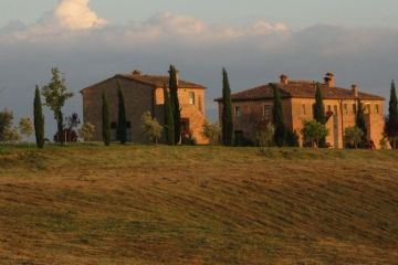 Podere Salicotto is Toscaans op en top